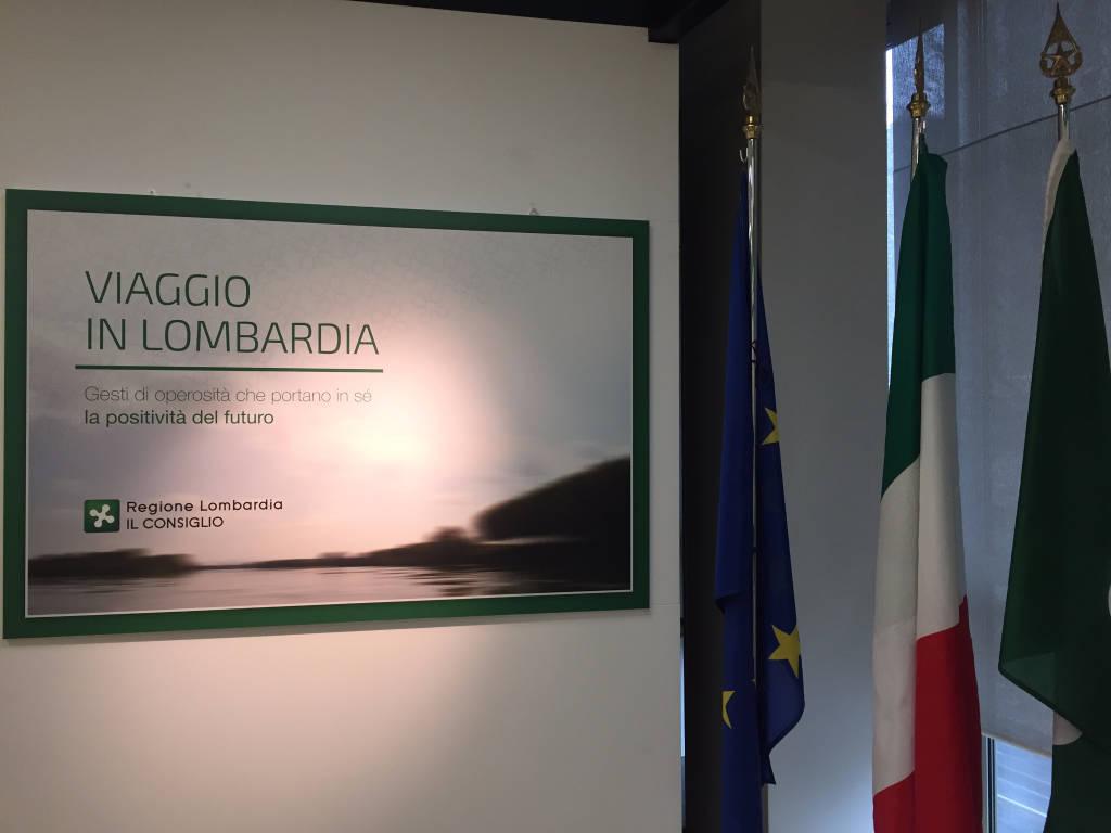 Mostra fotografica Lombardia al Pirellone