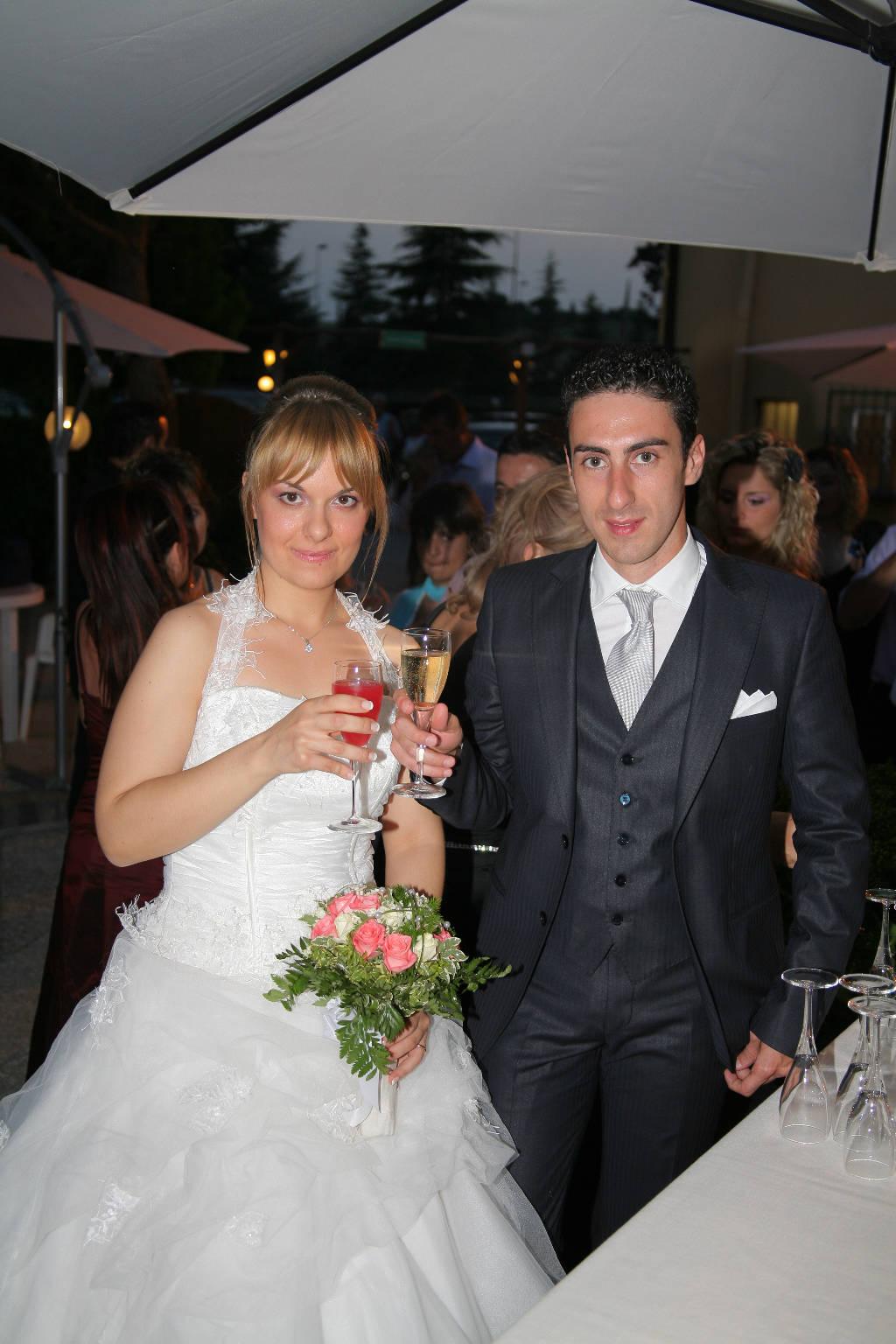 Pamela e Stefano