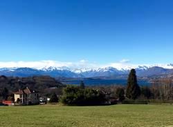 Panorama dal Belvedere di Azzate