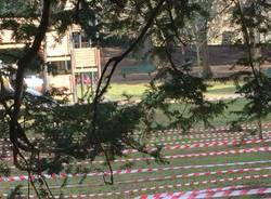 Parco Mantegazza sequestrato, si cerca l'arma del delitto Lidia Macchi