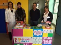 pediatria regalo della Fondazione Angelini