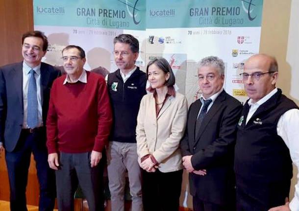 presentazione gp lugano 2016 ciclismo