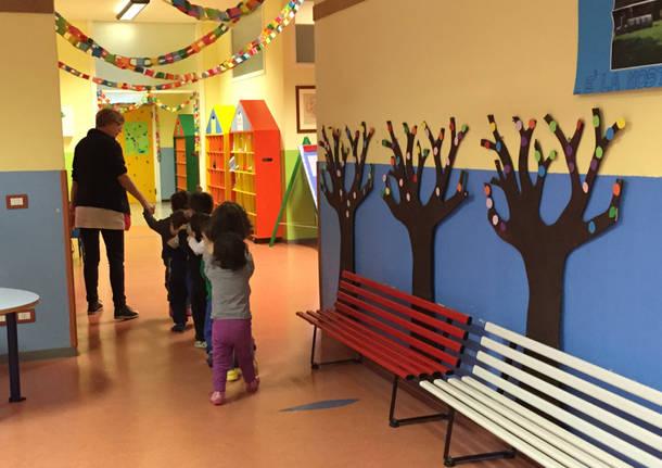 Scuola materna Bisuschio