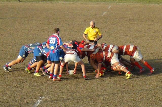 Serie B rugby Amatori Novara - Rugby Varese 35-41