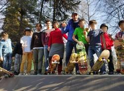 Skateboard malnate