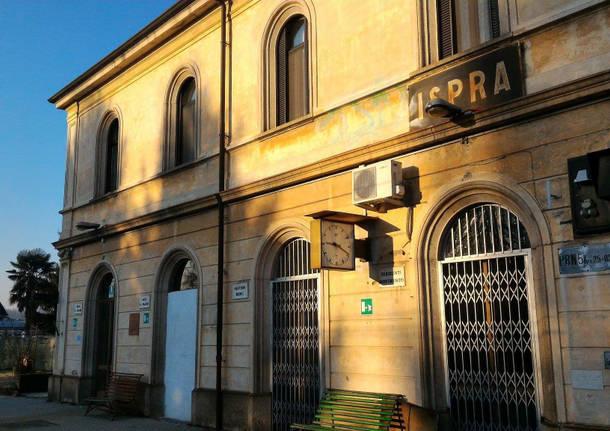 Stazione di Ispra