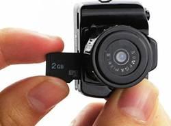 telecamera mini videosorveglianza