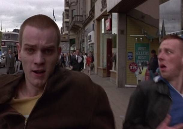 Trainspotting film