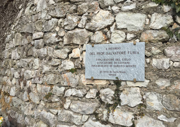 Un giardino della Memoria al Sacro Monte