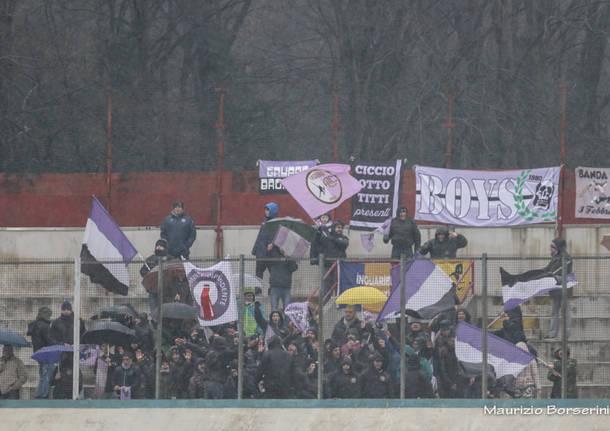 Varese - Legnano 3-2