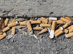 sigarette a terra