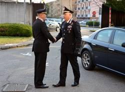 Teo Luzi carabinieri