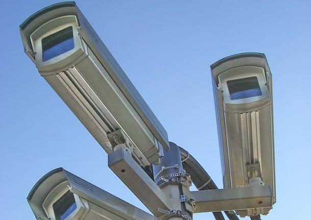 viseosorveglianza sicurezza videocamere