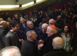 Visita Cardinale Scola ad Azzate