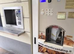 A Inarzo il distributore del pane
