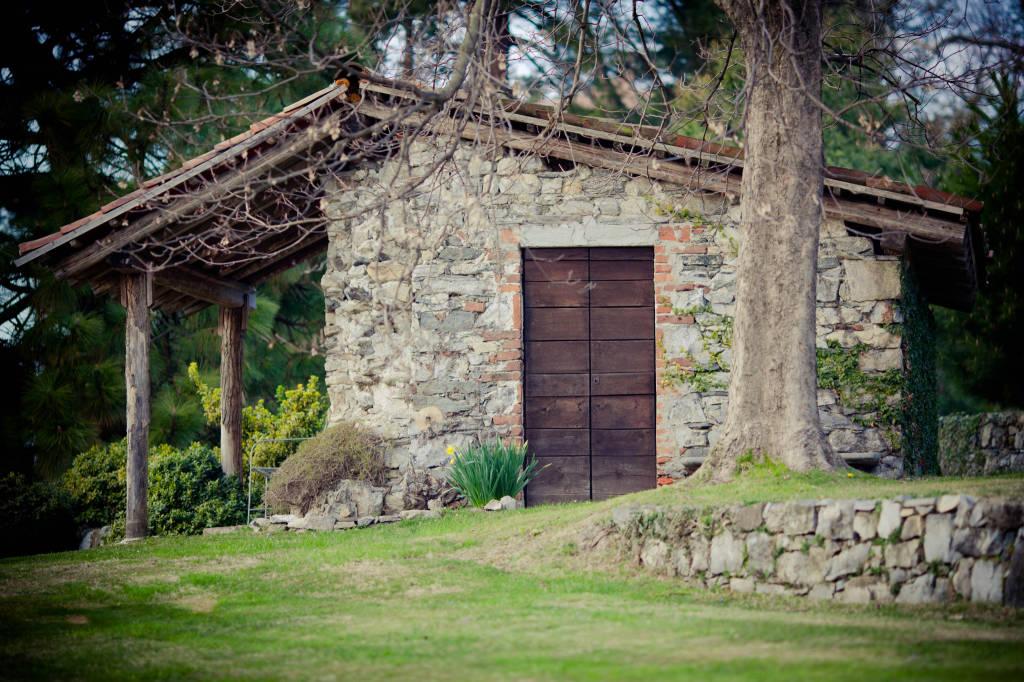 A Villa Intragola di Cerro di Laveno Mombello