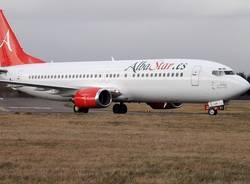 AlbaStar Boeing 737-400