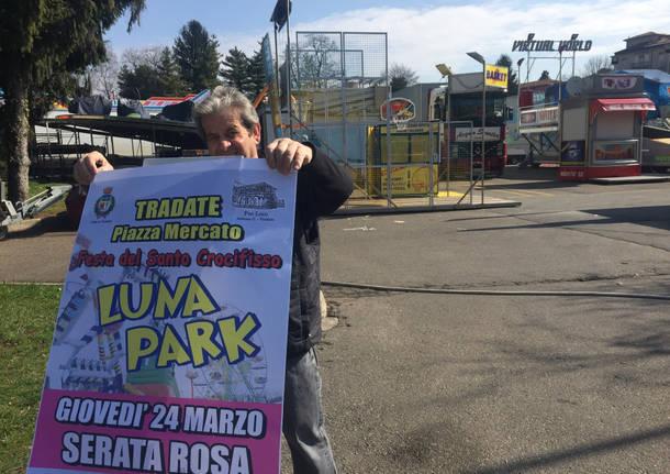 Arriva il Luna Park a Tradate