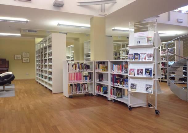 biblioteca busto arsizio