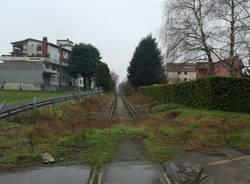 Bici ciclabile ferrovia Saronno-Seregno