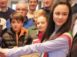 Bisuschio - Il consiglio comunale dei ragazzi