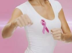 cancro al seno fiocco rosa
