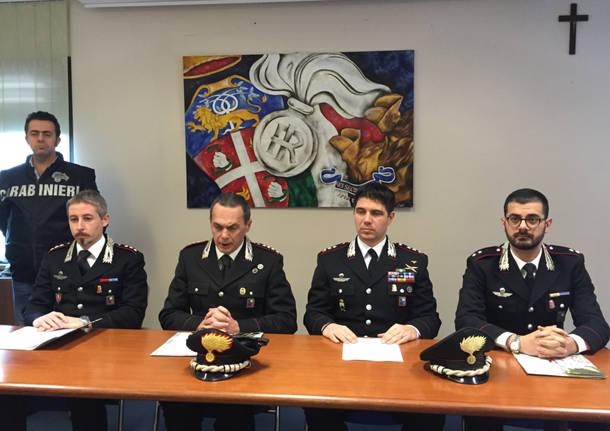 Carabinieri Gallarate