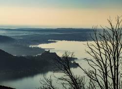 Al sorgere del Sole sul Lago Maggiore