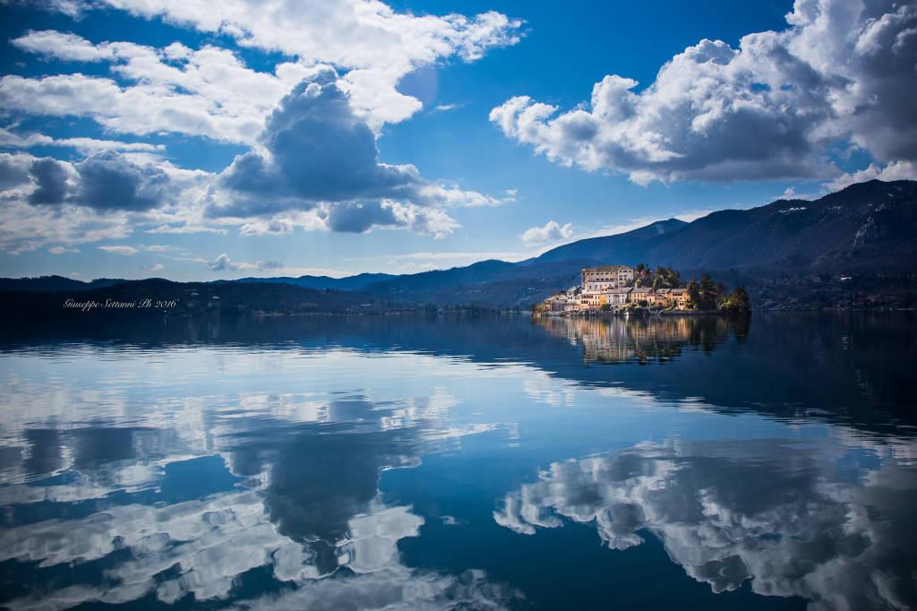 Isola di Orta san Giulio