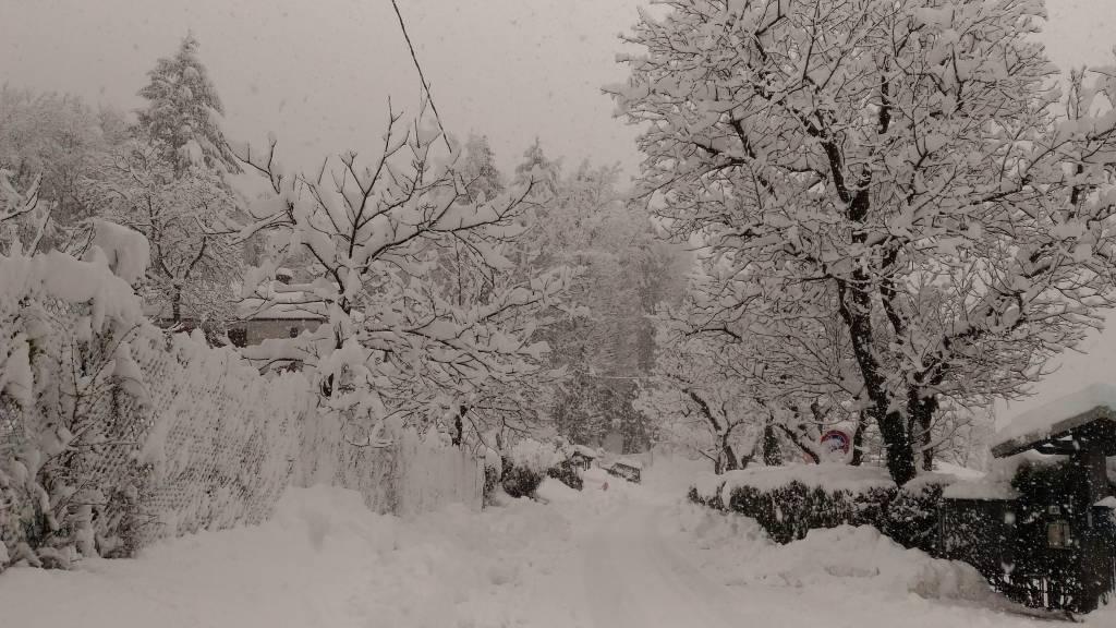 Incantevole e gelida Valcuvia ...