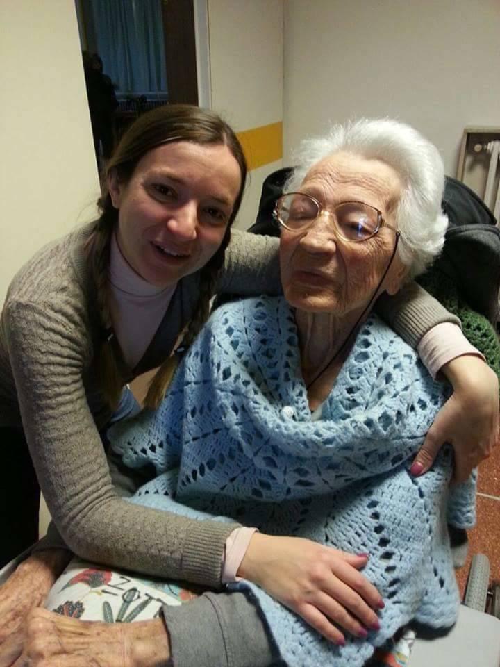 100 volte Auguri Nonna!