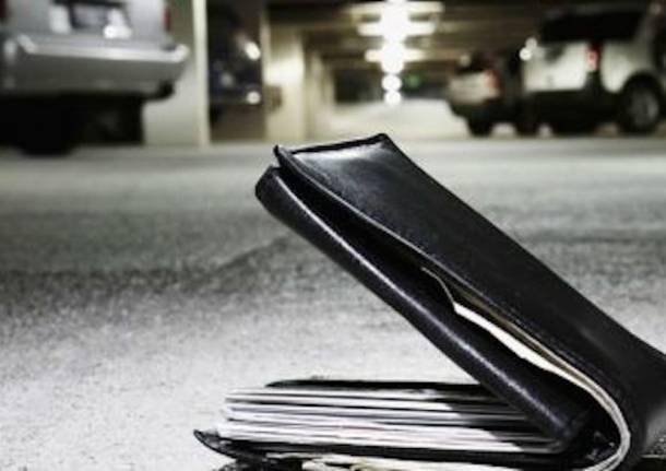Abbiamo perso il portafoglio al centro commerciale di Gavirate