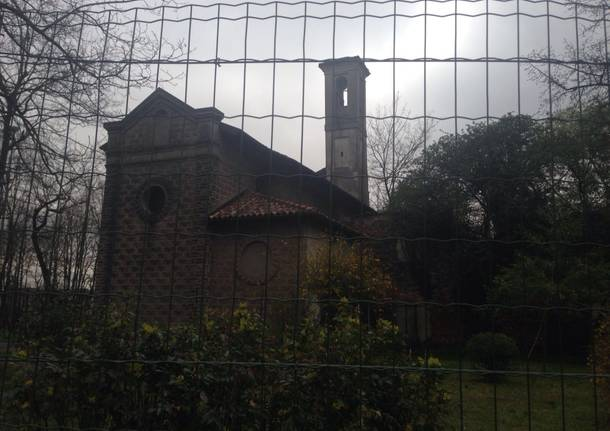 cascina de poveri ite tosi chiesa san bernardino
