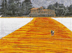 Christo: The floating piers - foto di Wolfgang Volz