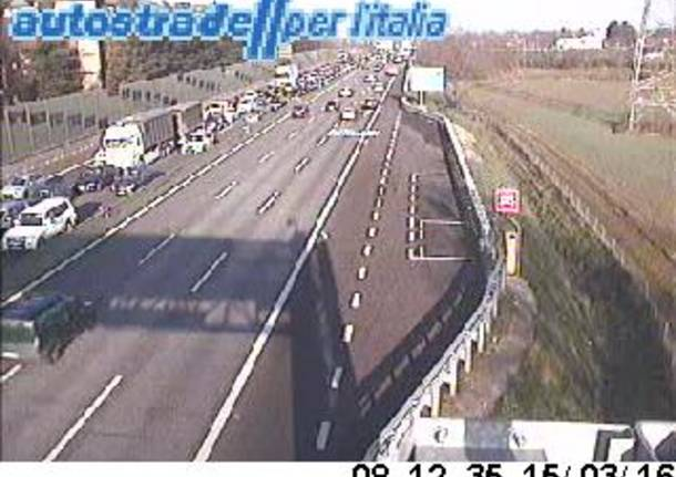 code in autostrada - webcam