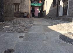 colmegna la nuova pavimentazione marzo 2016