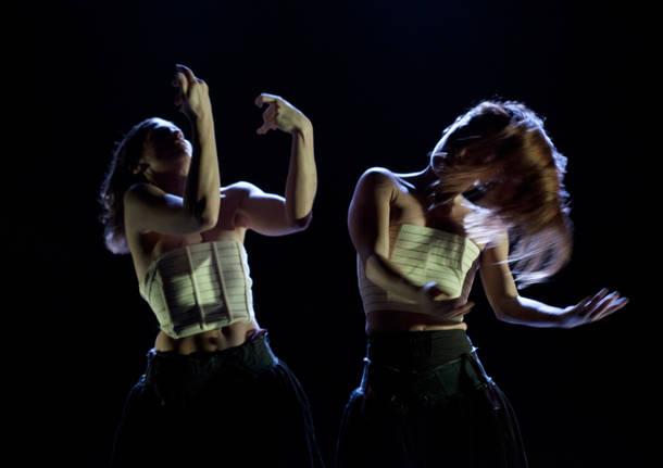 Danza contemporanea dei Sanpapiér