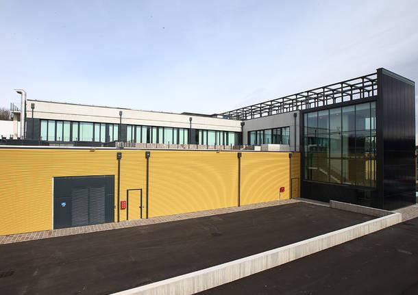 Elmec: inaugurazione data center