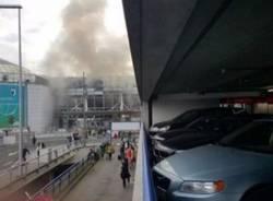 esplosione Bruxelles