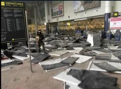 Esplosioni all'aeroporto di Bruxelles