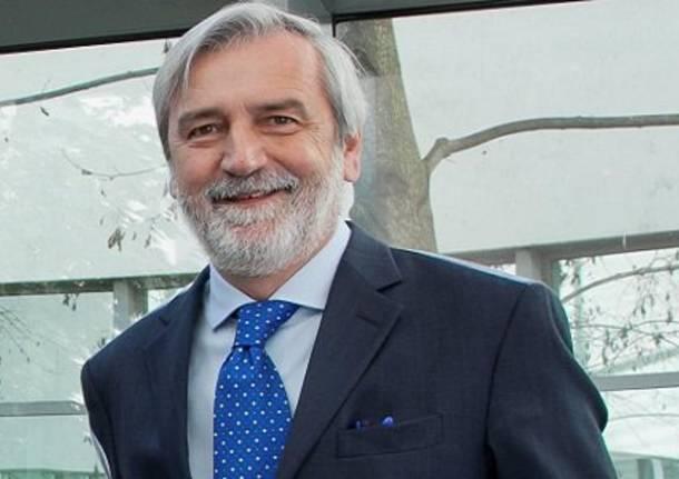Federico Golla, presidente di Siemens Italia