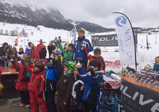 """Festa sulla neve per la """"Ski for fun"""""""