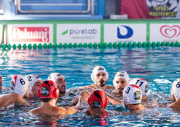final four coppa italia pallanuoto piscina manara busto arsizio