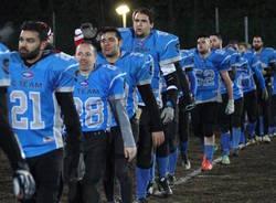 football americano g-team gallarate