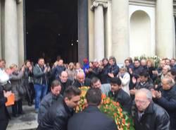 Funerale di Dario Fantinato