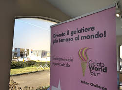 Gelato World tour, la tappa varesina