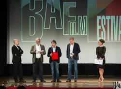GiovanniGaravaglia 1969Baff 2016 Serata finale premiazionicastellanza Tenna Damilano Gioli