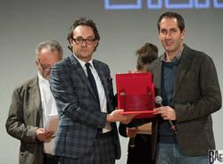 GiovanniGaravaglia 4105Baff 2016 Serata finale premiazioniLuigi Mascherono premia Paolo Calabresi