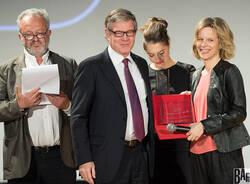 GiovanniGaravaglia 4402Baff 2016 Serata finale premiazioniSonia Bergamasco premio Miglior Attrice