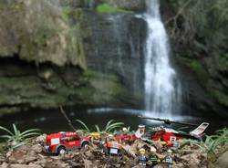 Gli omini Lego alla scoperta del Varesotto
